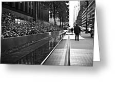 Dreamy Manhattan  Greeting Card by Zarija Pavikevik