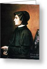 Elizabeth Ann Seton Greeting Card by Granger