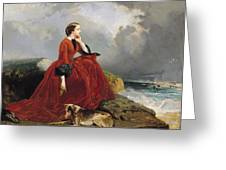 Empress Eugenie Greeting Card by E Defonds