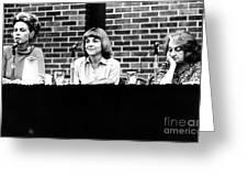 Era Debate, 1978 Greeting Card by Granger