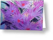 Especially For You Lavender Lovers Greeting Card by Anne-Elizabeth Whiteway