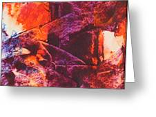 FALL Greeting Card by Mordecai Colodner