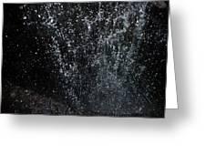 Falling Cavern Cascade Watkins Glen Greeting Card by InTheSane DotCom