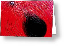 Falling In To Passion Greeting Card by Ian  MacDonald