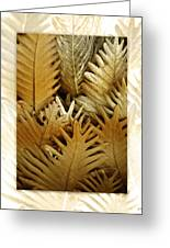 Feeling Nature Greeting Card by Holly Kempe
