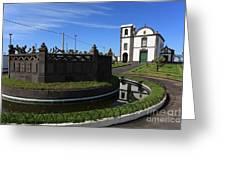 Fenais Da Ajuda - Azores Greeting Card by Gaspar Avila