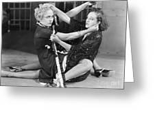 Film Still: Chicago, 1927 Greeting Card by Granger