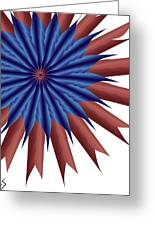 Firewerx Greeting Card by Kevin  Sherf