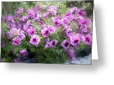 Floral Study 053010 Greeting Card by David Lane
