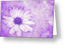 Flower Art II Greeting Card by Angela Doelling AD DESIGN Photo and PhotoArt