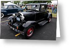 Ford 2102 Greeting Card by Guy Whiteley