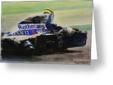 Formula - Alone Greeting Card by Oleg Konin