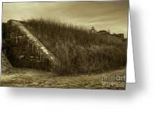 Fort Taber No. 1 Greeting Card by David Gordon