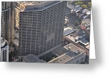 Four Seasons Hotel Philadelphia 1 Logan Square Philadelphia PA 19103 Greeting Card by Duncan Pearson