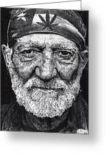 Free Willie Greeting Card by Jeff Ridlen