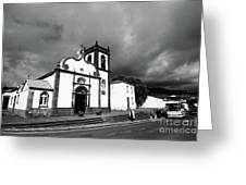 Ginetes - Azores Islands Greeting Card by Gaspar Avila