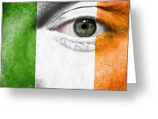 Go Ireland Greeting Card by Semmick Photo