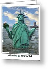 Going South Greeting Card by Mike McGlothlen