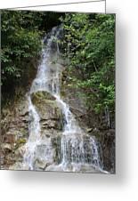 Gorge Creek Falls - North Cascades National Park Wa Greeting Card by Christine Till