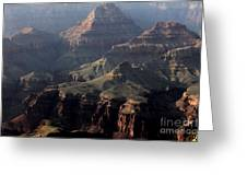 Grand Canyon 1 Greeting Card by Erica Hanel