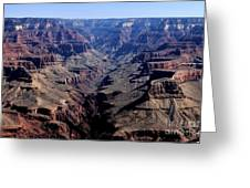 Grand Canyon 2 Greeting Card by Erica Hanel