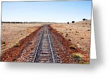 Grand Canyon Railway Greeting Card by Thomas R Fletcher