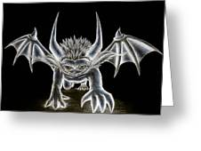 Grevil Pastel Greeting Card by Shawn Dall