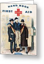 Handbook: First Aid Greeting Card by Granger
