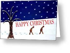 Happy Christmas 15 Greeting Card by Patrick J Murphy
