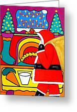 Happy Christmas 30 Greeting Card by Patrick J Murphy