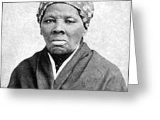 HARRIET TUBMAN (1823-1913) Greeting Card by Granger