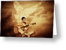 Healing Greeting Card by Jennifer Gelinas