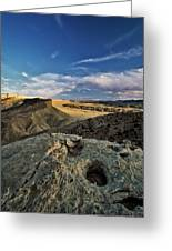 Henry Mountain Wsa Greeting Card by Leland D Howard