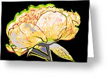 Here Today And Gone Tomorrow Triptych Greeting Card by Angelina Vick