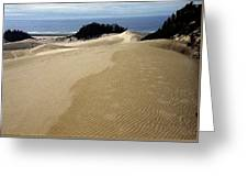 High Dunes 2 Greeting Card by Eike Kistenmacher