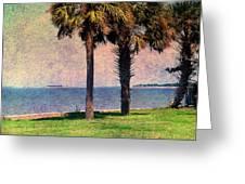 Historic Fort Sumter Charleston Sc Greeting Card by Susanne Van Hulst