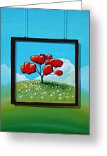 Hope Greeting Card by Cindy Thornton