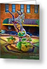 Horse Of Another Color Greeting Card by Jon Burch Photography
