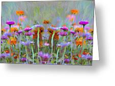 I Got To Get Back To The Garden Greeting Card by Bill Cannon