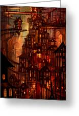 Illuminations Greeting Card by Philip Straub