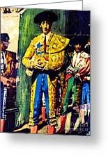 Immortalized Greeting Card by Olden Mexico