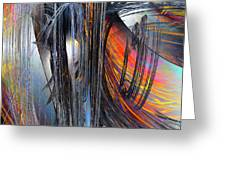Infatuation Greeting Card by Michael Durst
