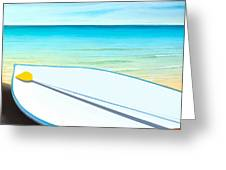 Israeli Summer Greeting Card by Miki Karni