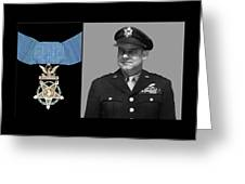 Jimmy Doolittle and The Medal of Honor Greeting Card by War Is Hell Store