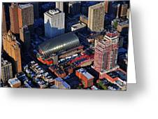 Kimmel Center For The Performing Arts 260 South Broad Street Suite 901 Philadelphia Pa 19102 Greeting Card by Duncan Pearson