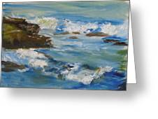 La Jolla Cove 036 Greeting Card by Jeremy McKay