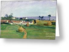 Landscape Greeting Card by Victor Vignon