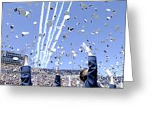Lieutenants Commemorate Greeting Card by Stocktrek Images
