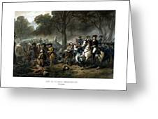 Life Of George Washington Greeting Card by War Is Hell Store