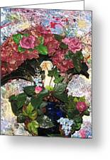 Linda Adams 2010 Time To Go  Greeting Card by HollyWood Creation By linda zanini